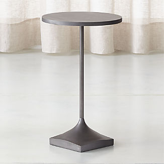 Prost Small Metal Drink Table