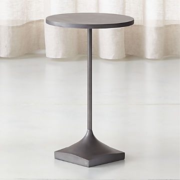 Accent Tables Coffee Console End Side Crate