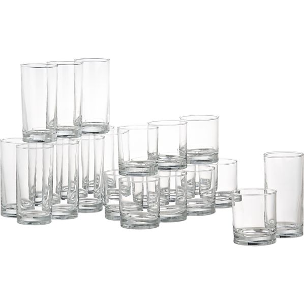24-Piece Province Barware Set