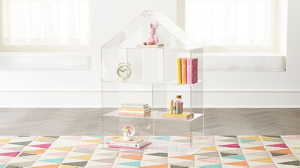 Acrylic House Bookcase Reviews