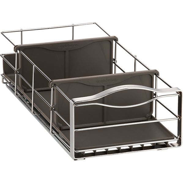 simplehuman ® Small Pull Out Cabinet Organizer