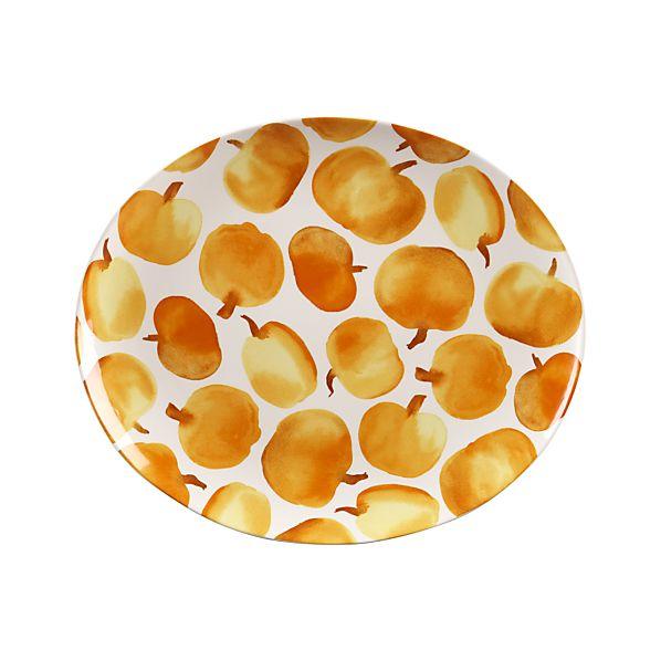 Pumpkin Platter