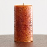 Pumpkin Spice 3 x6  Scented Pillar Candle