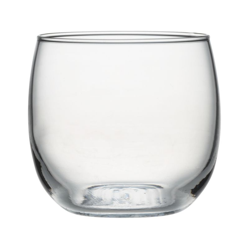 Modern, handle-free cup is designed for serving up punch, but versatile enough for everyday juice, cocktails or wine.<br /><br /><NEWTAG/><ul><li>Dishwasher-safe glass</li><li>Made in Mexico</li></ul>