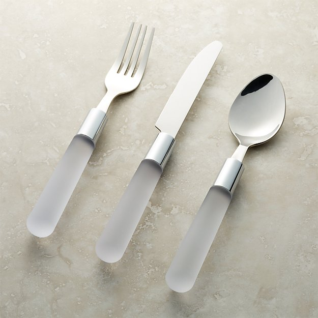 Pure Clear Flatware - Image 1 of 2