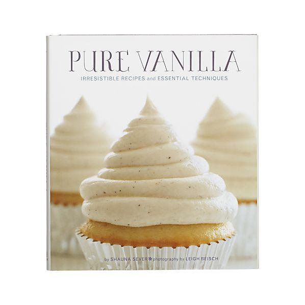 Pure Vanilla Cookbook