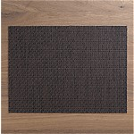 Chilewich ® Purl Bronze Vinyl Placemat
