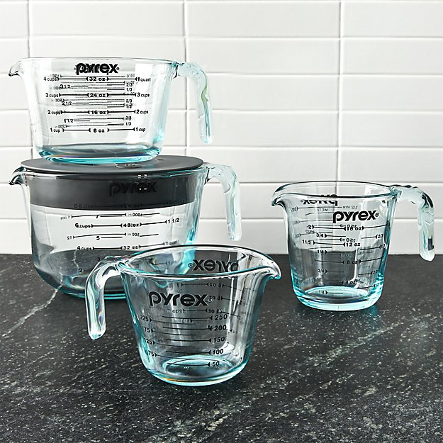 Pyrex Measuring Cups - Image 1 of 3