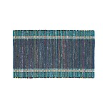 Quentin Denim Blue 30 x50  Rug
