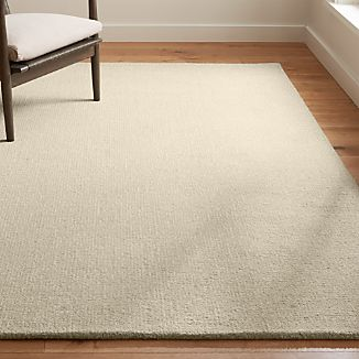 Wool Rugs Crate And Barrel