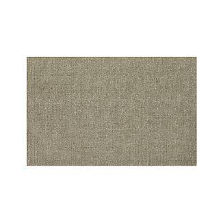 Quinn Taupe Wool 4'x6' Rug