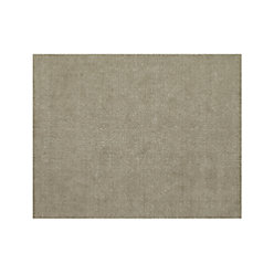 Quinn Taupe Wool Rug Crate And Barrel