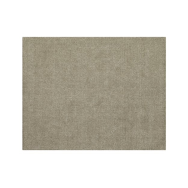 Quinn 8x10 Taupe Rug Crate And Barrel