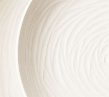 Textured dinnerware