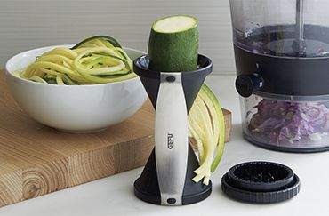 Charmant Spiralizer Mandolin Slicer
