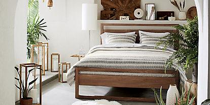 Bedroom Inspiration Ideas Crate And Barrel