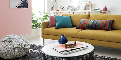 Living Room Inspiration & Ideas | Crate and Barrel