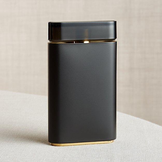 rabbit rbt matte black flask reviews crate and barrel