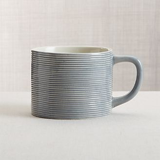 Gray Coffee Mugs The Coffee Table