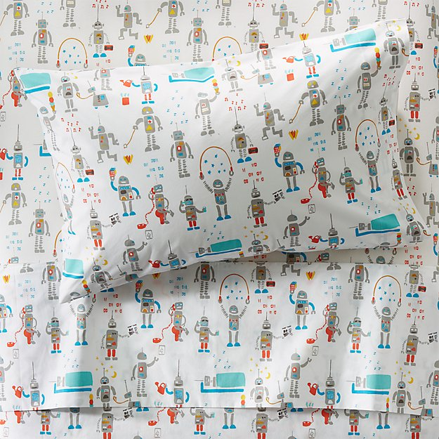 Robot Bedding Tktb