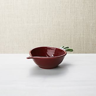 Radish Serving Bowl