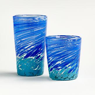 Rae Swirl Cocktail Glasses