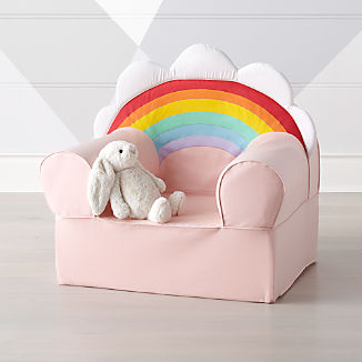 Large Rainbow Nod Chair