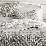 Raj Grey King Reversible Quilt