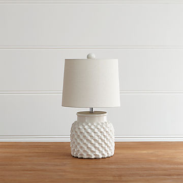 Wondrous Table Lamps For Bedside And Desk Crate And Barrel Download Free Architecture Designs Pushbritishbridgeorg