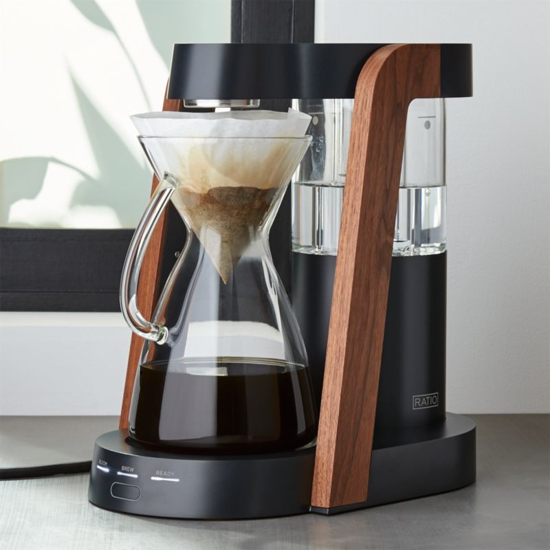Pour Over Coffee Maker Crate And Barrel : Ratio Coffee Maker Crate and Barrel