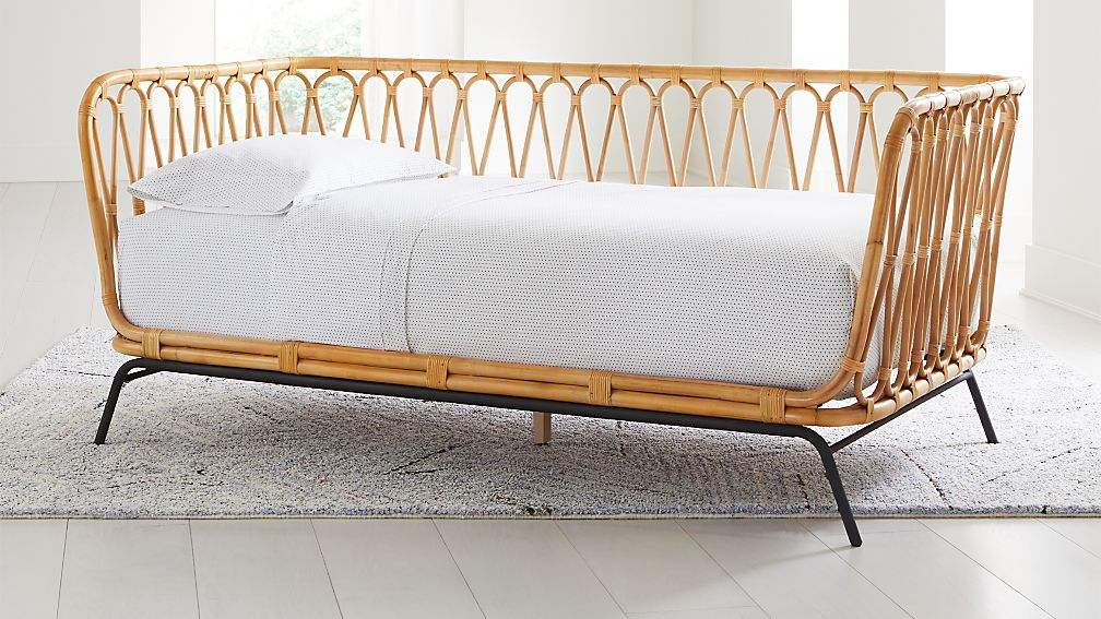Image result for rattan daybed
