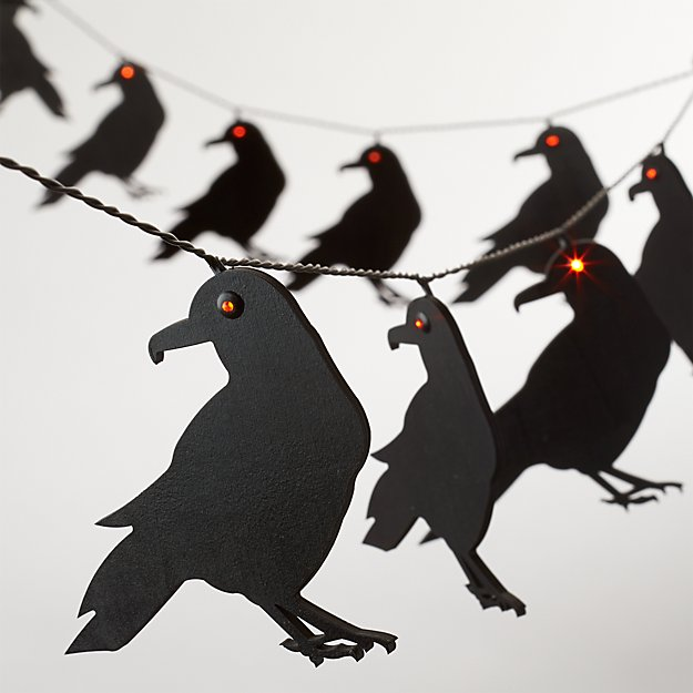 Raven String Lights