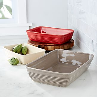 Ravenna Baking Dishes, Set of 3