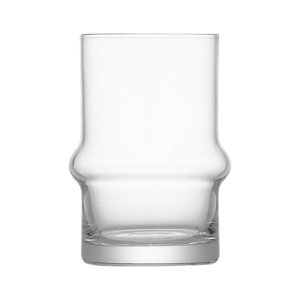 Ray Double Old-Fashioned Glass