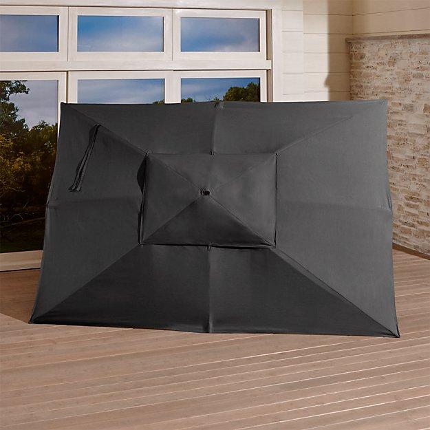 Sunbrella R Rectangular Umbrella Canopy