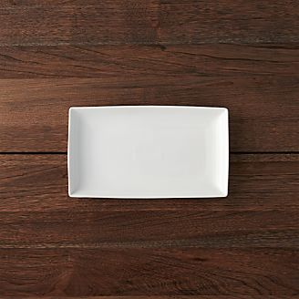 "Rectangular 10""x5.75"" Plate"