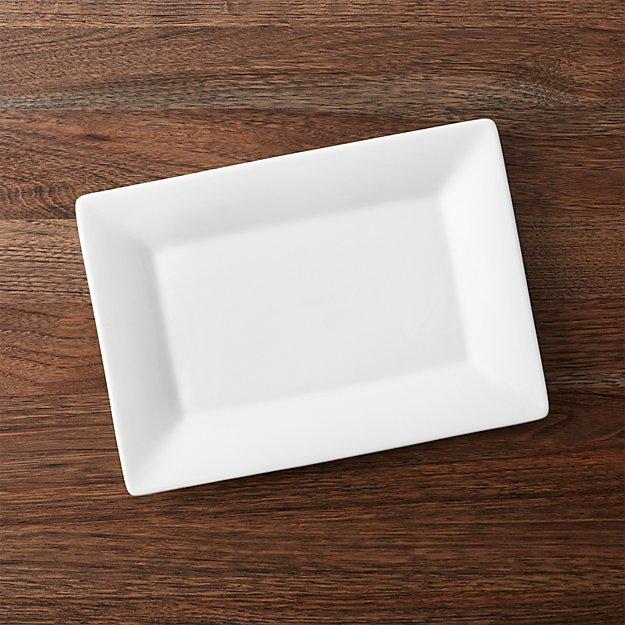 "Cambridge Rectangle 11.75""x8.25"" Platter"