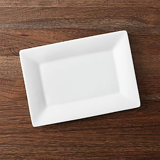 "Cambridge Rectangle 11.75""x8.25"" Platter"