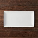 Rectangle 15 x7.75  Platter