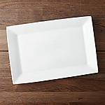 Cambridge Rectangle 18.25 x12.5  Platter