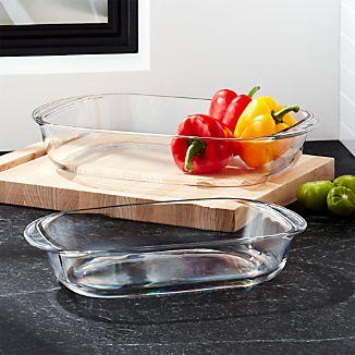 Duralex Rectangular Baking Dishes