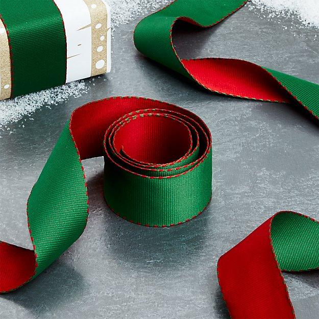 Red/Green Ribbon