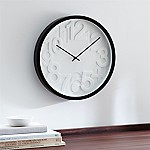 Reece 16  Wall Clock
