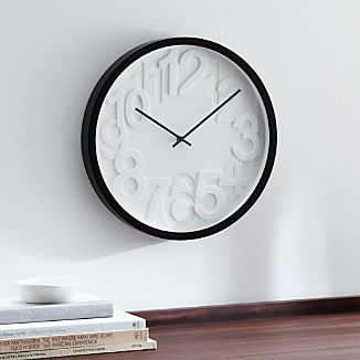 "Reece 16"" Wall Clock"