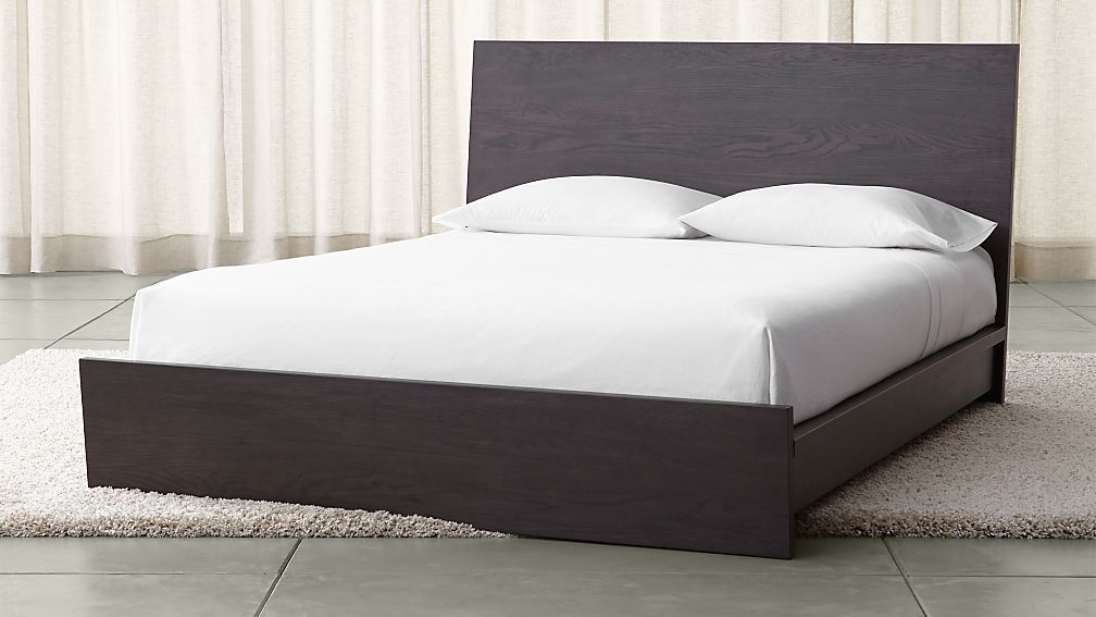 Reed Queen Bed Reviews Crate And Barrel