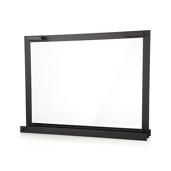 ReflectionFireplaceScreenF17