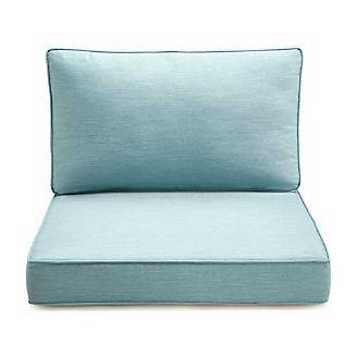 Regatta Sunbrella ® Armless Chair Cushions