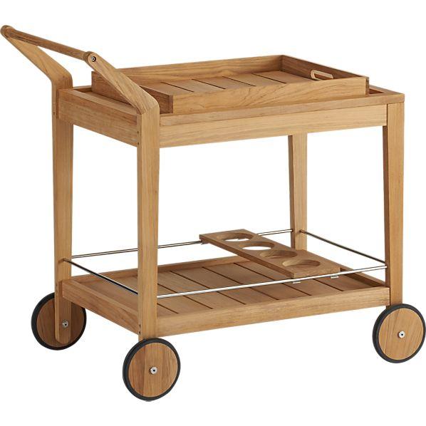Regatta Bar Cart