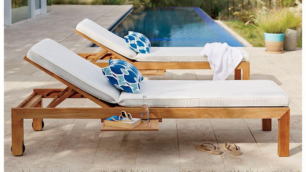 Regatta Sunbrella ® Chaise Lounge Cushion