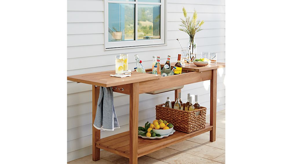 Regatta Console-Bar-Work Station
